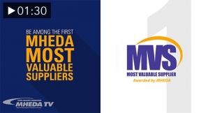Demonstrate Your Commitment with the MHEDA Most Valuable Supplier Award