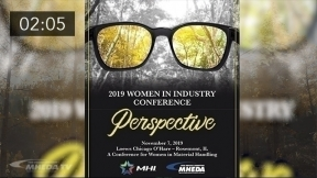 2019 Women in Industry Conference: Perspective