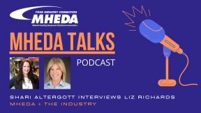 MHEDA Talks: Liz Richards on MHEDA and the Industry