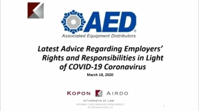 COVID-19: Employer Rights & Responsibilities