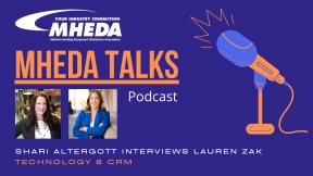 MHEDA Talks: Lauren Zak on Technology and CRM