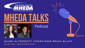MHEDA Talks: Brian Bluff on Digital Marketing