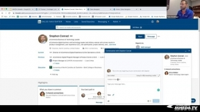 Connect with People Through LinkedIn Sales Navigator