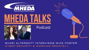 MHEDA Talks: Mike Foster on Cyber Security