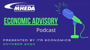 Economic Advisory Report: October 2020