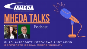 MHEDA Talks: Andy Levin on Corporate Social Responsibility
