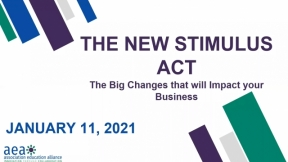 The New Stimulus Act: The Big Changes That Will Impact Your Business