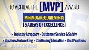 Learn More about MHEDA's MVP Program